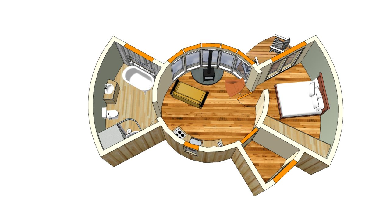 Treehouse layout