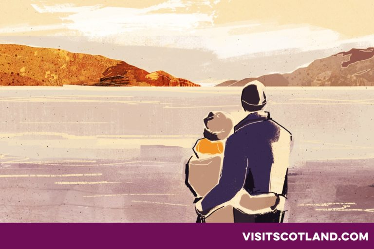 mini moon breaks visit scotland